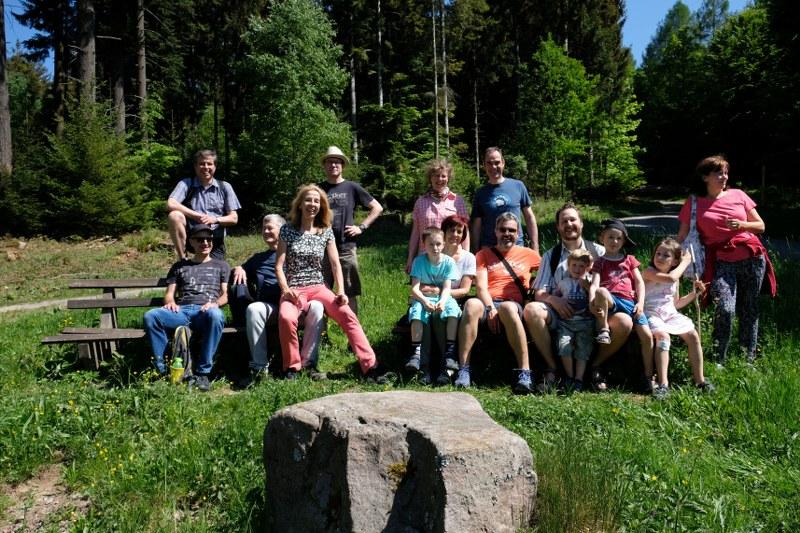Mai-Wanderung des MGV Liederkranz Bad Herrenalb