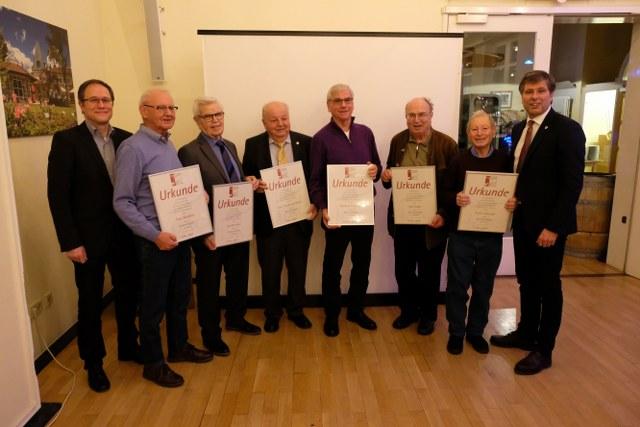 157. Generalversammlung des Männergesangverein Liederkranz Bad Herrenalb