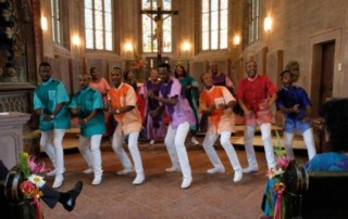 Lesedi Show Choir und MGV Liederkranz Bad Herrenalb