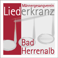 Männergesangverein Liederkranz Bad Herrenalb Logo