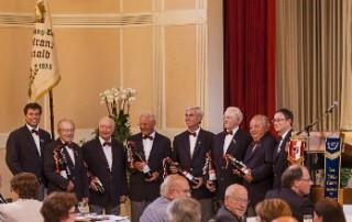 150 Jahre Faszination Chorgesang Konzert in der Klosterkirche und Festempfang im Kurhaus
