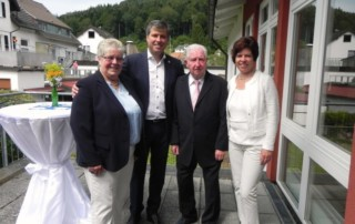 80. Geburtstag von Ehrensänger Heinrich König
