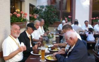 Chorausflug vom 7. bis 10. Juni 2012 zum Deutschen Chorfest nach Frankfurt
