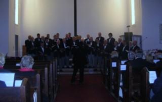 Chortreffen in der Matthäuskirche in Karlsruhe