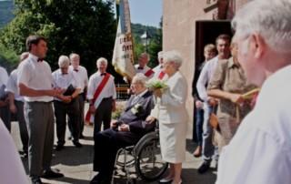 Diamantene Hochzeit von Lore und Werner Schütz
