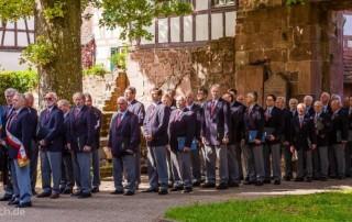 Festgottesdienst zum 150-jährigen Jubiläum in der ev. Klosterkirche Bad Herrenalb