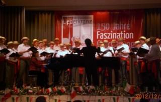 Festlicher Abend zur Weihnachtszeit am 26.12.12 im Kurhaus von Bad Herrenalb