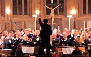 Großes Chorkonzert der Arima-Chöre