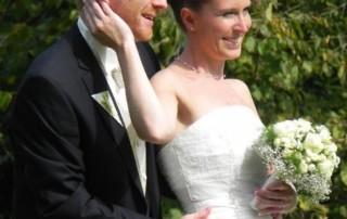 Hochzeit von Carmen Rumpel und Uwe Veit