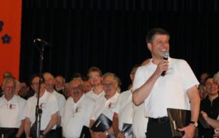 Freundschafts- und Jubiläumssingen in Pfaffenrot am 05.04.2014