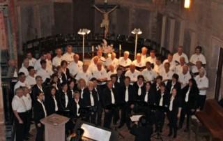 Tradition trifft Moderne - großes Chorkonzert in der ev. Klosterkirche am 25.04.15