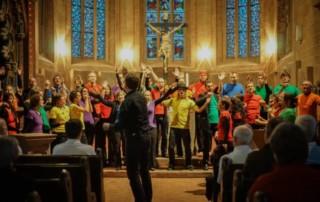 Tradition trifft Moderne - großes Chorkonzert in der ev. Klosterkirche