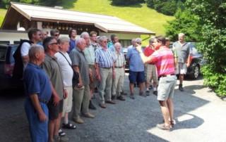 Jahresausflug nach Oberstdorf vom 19. bis 21. Juli 2013